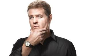 Comedian Greg Warren, former Division I All American Wrestler