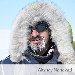#103 PTSD, Fearvana and Running Across Every Country in the World with Akshay Nanavati