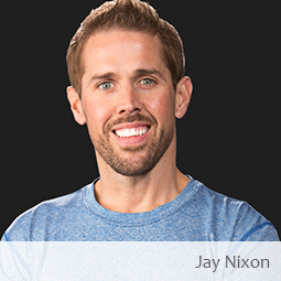 #104 Celebrity Nutritionist Jay Nixon on Fitness, Habits and Finding Success