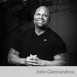 #106 A Raw and Honest Story About Beating Obesity (or Any Obstacle) with John Giannandrea