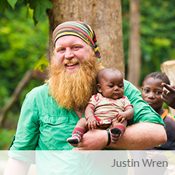 #109 Bullying, Addiction, Cannibalism in the Congo: The Life-Changing Story of Elite MMA Fighter Justin Wren