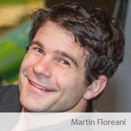 FloSports, FloWrestling, FloTrack co-Founder Martin Floreani