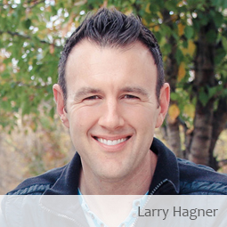 Larry Hagner: Fatherhood, Patience and Work-Life Balance