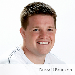 Russell Brunson of ClickFunnels and DotCom Secrets