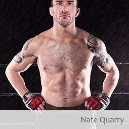 "#66 From Excommunicated to World Title Shot: Nate ""Rock"" Quarry on Faith, Fighting and Family"