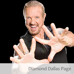 #79 Diamond Dallas Page: An Unlikely Story to the Professional Wrestling World