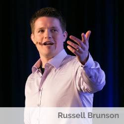 Russell Brunson the founder of ClickFunnels (Success Through Failure podcast episode 50)