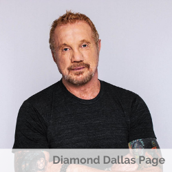 Diamond Dallas Page (Success Through Failure episode 79: Diamond Dallas Page: An Unlikely Journey to the Professional Wrestling World Title)