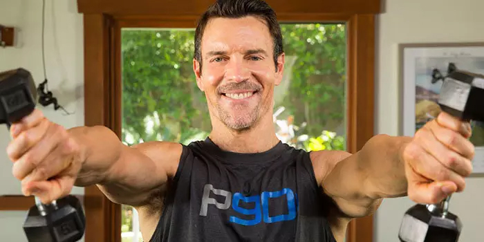 Jim Harshaw interviews creator of P90X and 22 Minute Hard Corps Tony Horton
