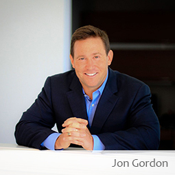 Jim Harshaw interviews author of The Energy Bus, The Carpenter, Training Camp and other books, Jon Gordon