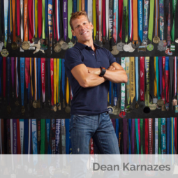Best-selling author and ultramarathoner Dean Karnazes (Success Through Failure episode 311: