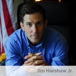 Jim Harshaw Jr. host of Success Through Failure (episode 306: 14 Tactics Guaranteed to Help You Return from Vacation and Holidays Energized Instead of Exhausted, Driven Not Drained)