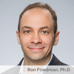 Best-selling author Dr. Ron Friedman (Success Through Failure episode 314: Accelerating Your Success: A Framework for Decoding Greatness)