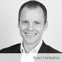 Ruari Fairbairns Interview - JimHarshawjr.com