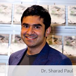Jim Harshaw interviews author, doctor, social entrepreneur Dr. Sharad Paul