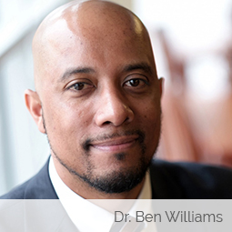 #128 From Son of a Drug-Addicted Prostitute to Doctorate Degree: The Fascinating Life Story of Dr. Ben Williams