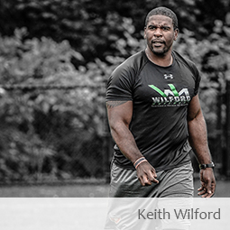 Keith Wilford: Becoming Mentally & Physically Strong for the Challenge of Life