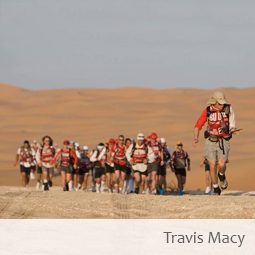 Travis Macy, Author of The Ultra Mindset, Talks Success in Business, Sports and Life