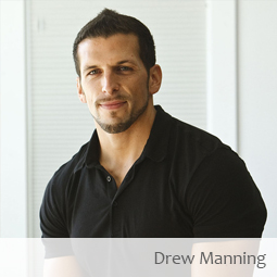 Drew Manning of Fit2Fat2Fit
