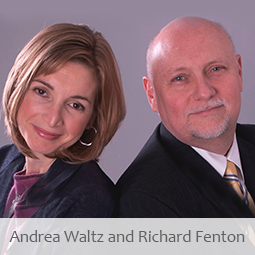 """#70 Why and How to Eliminate Your Fear of """"No"""" So You Can Build Confidence and Have More Fun with Andrea Waltz and Richard Fenton"""