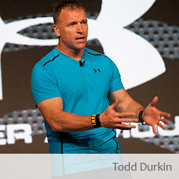 #95 Todd Durkin, Lead Training Advisor for Under Armour, on Failure, Goals and Rules for Life