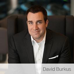 Jim Harshaw interviews David Burkus