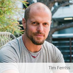 Jim Harshaw Jr interviews with Tim Ferriss